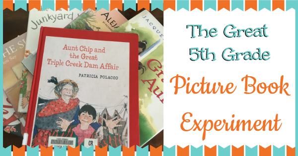 The Big 5th Grade Picture Book Experiment