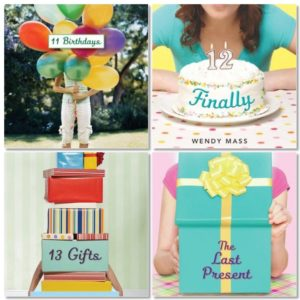 Wendy Mass Willow Falls Series