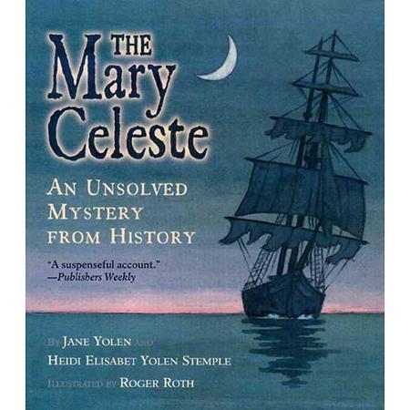 The Mary Celeste history mystery