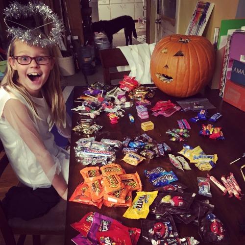 homeschool highlights halloween