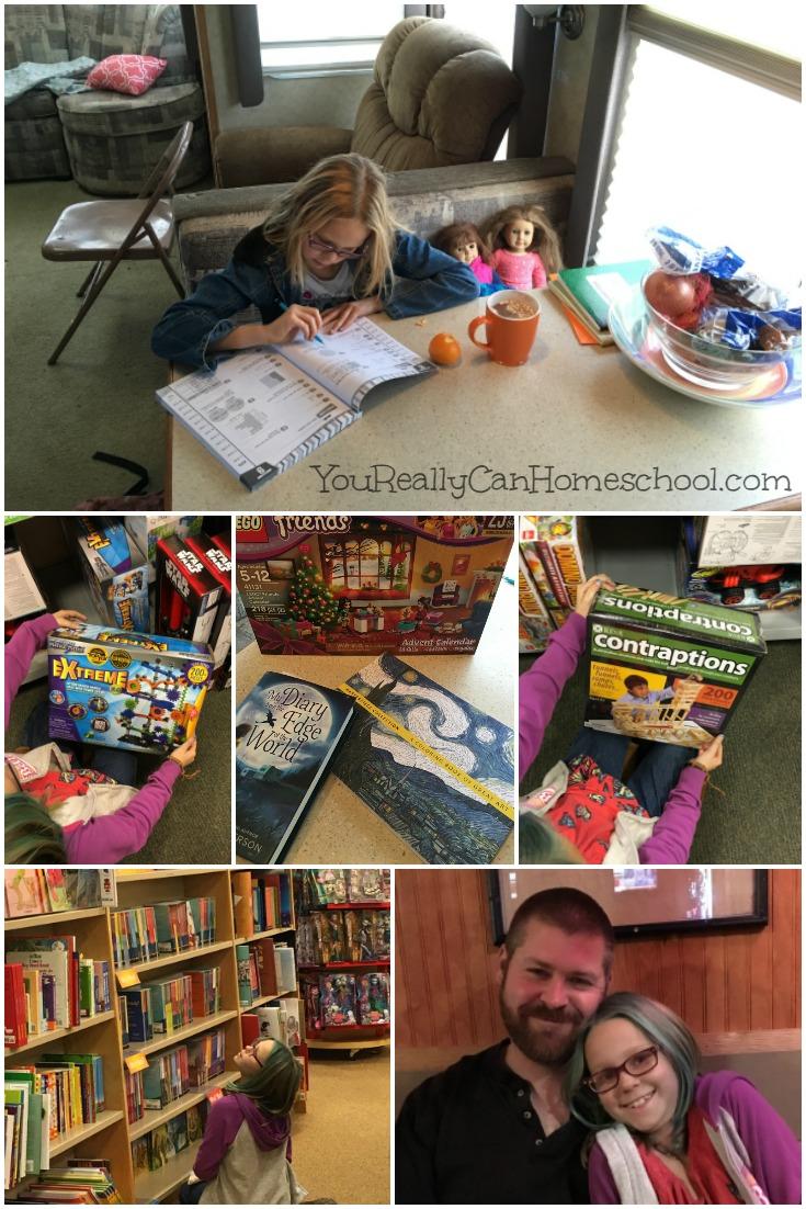 homeschool week in review: renovation week 1