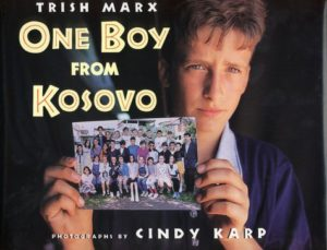One Boy From Kosovo and 19 more picture books for 5th graders