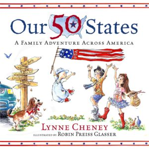 Our 50 States: A Family Adventure Across America and 19 more picture books for 5th graders