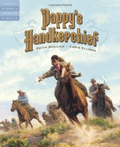 pappy's handerchief and 19 more picture books for 5th graders