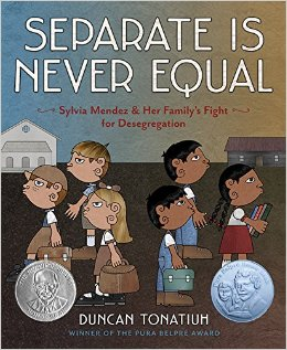 separate is never equal and 19 more picture books for 5th graders