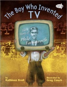 The Boy Who Invented TV and 19 other picture books for 5th graders