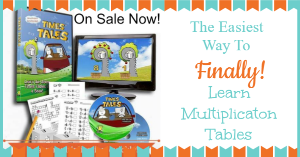 learn time tables the easy way