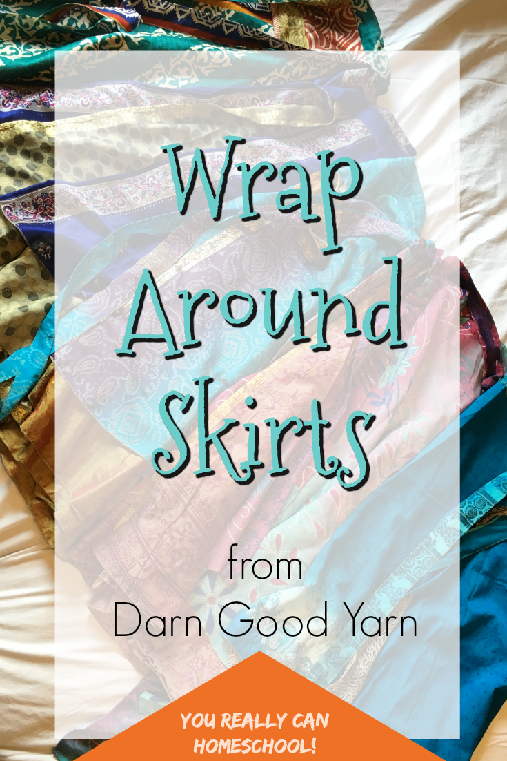 Whether you want to teach your kids more about India, self care, or business... these skirts are just the thing!