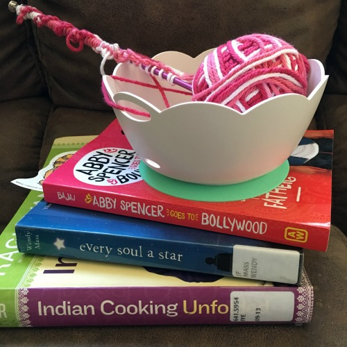 indian cookbook and fiction