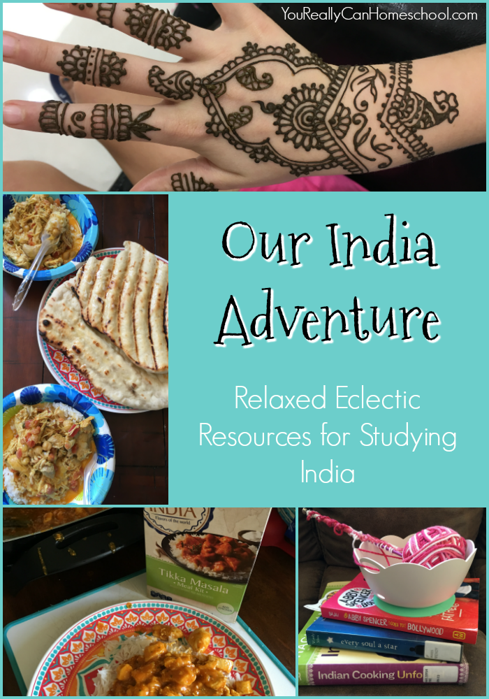 relaxed eclectic resources to study india