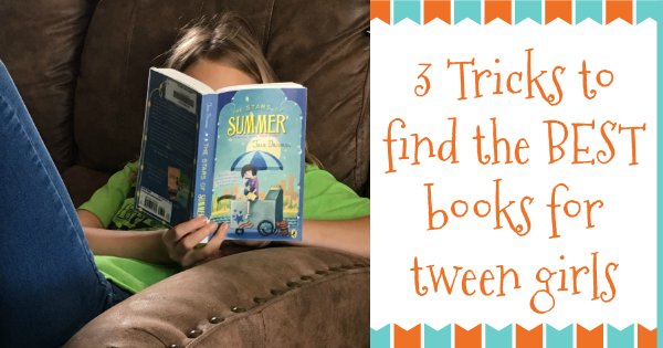 Popular Books For Tweens You Really Can Homeschool